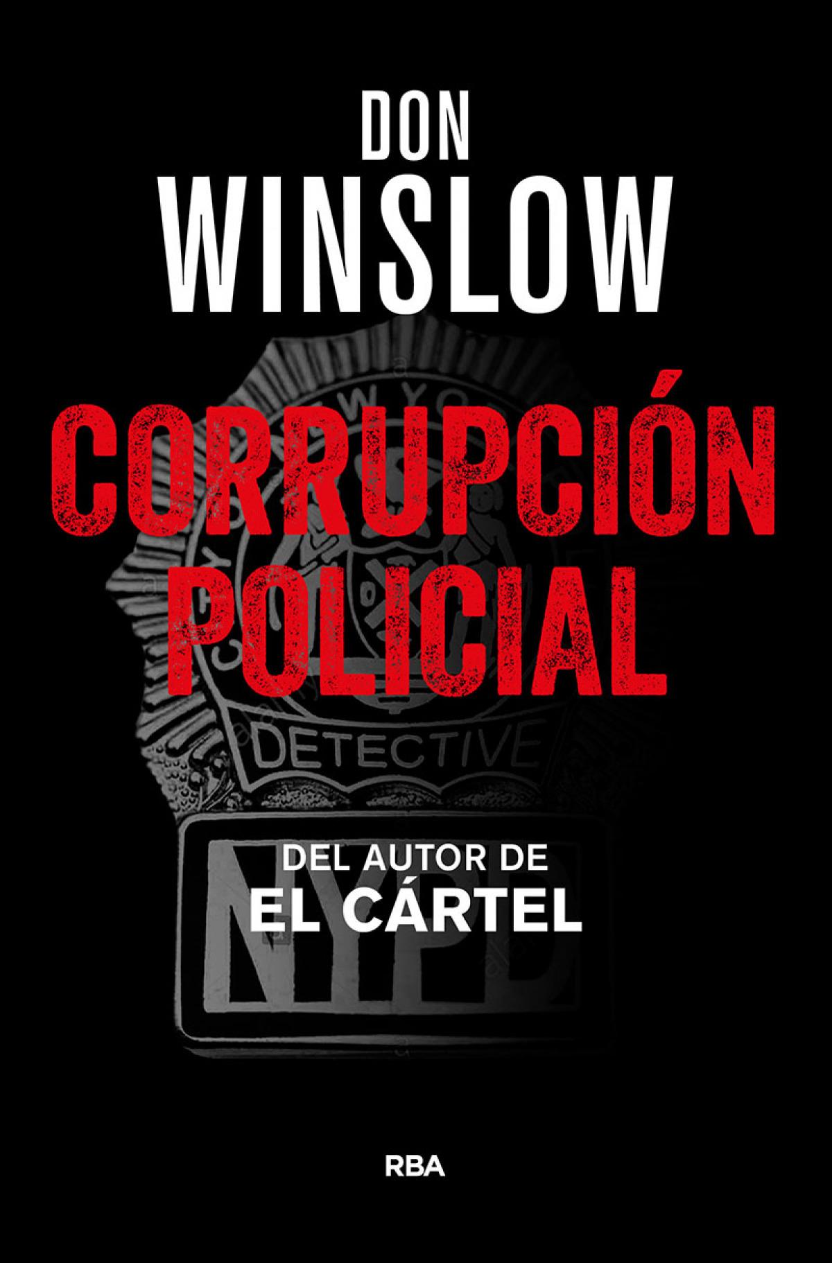 CORRUPCIÓN POLICIAL 9788490567760