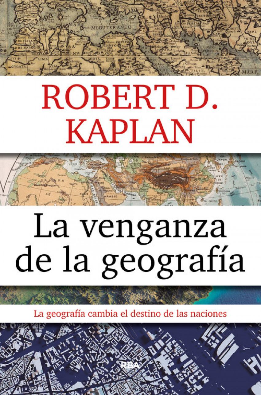 La venganza de la geograf¡a 9788490567906