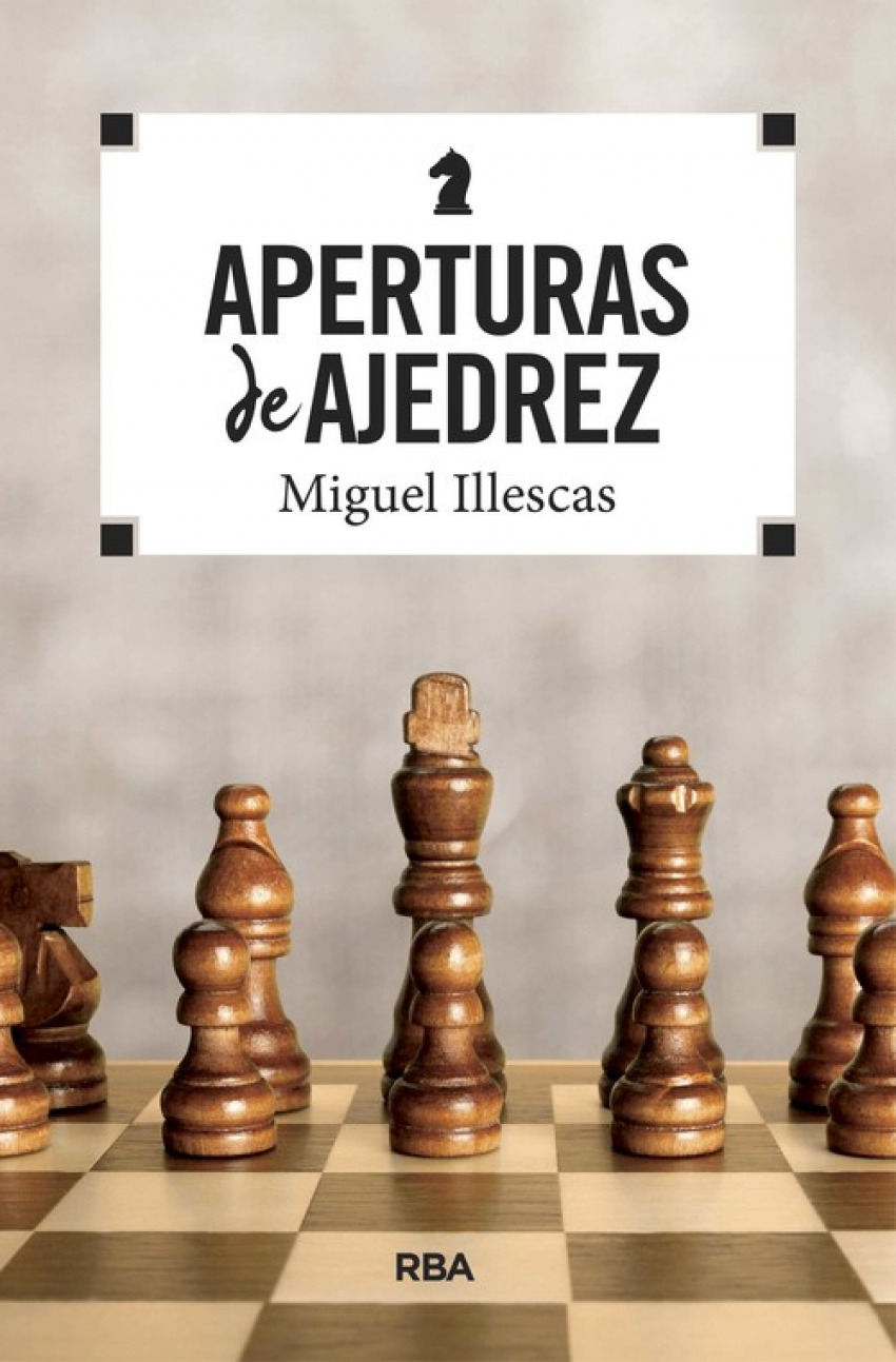 APERTURAS DE AJEDREZ 9788490569771