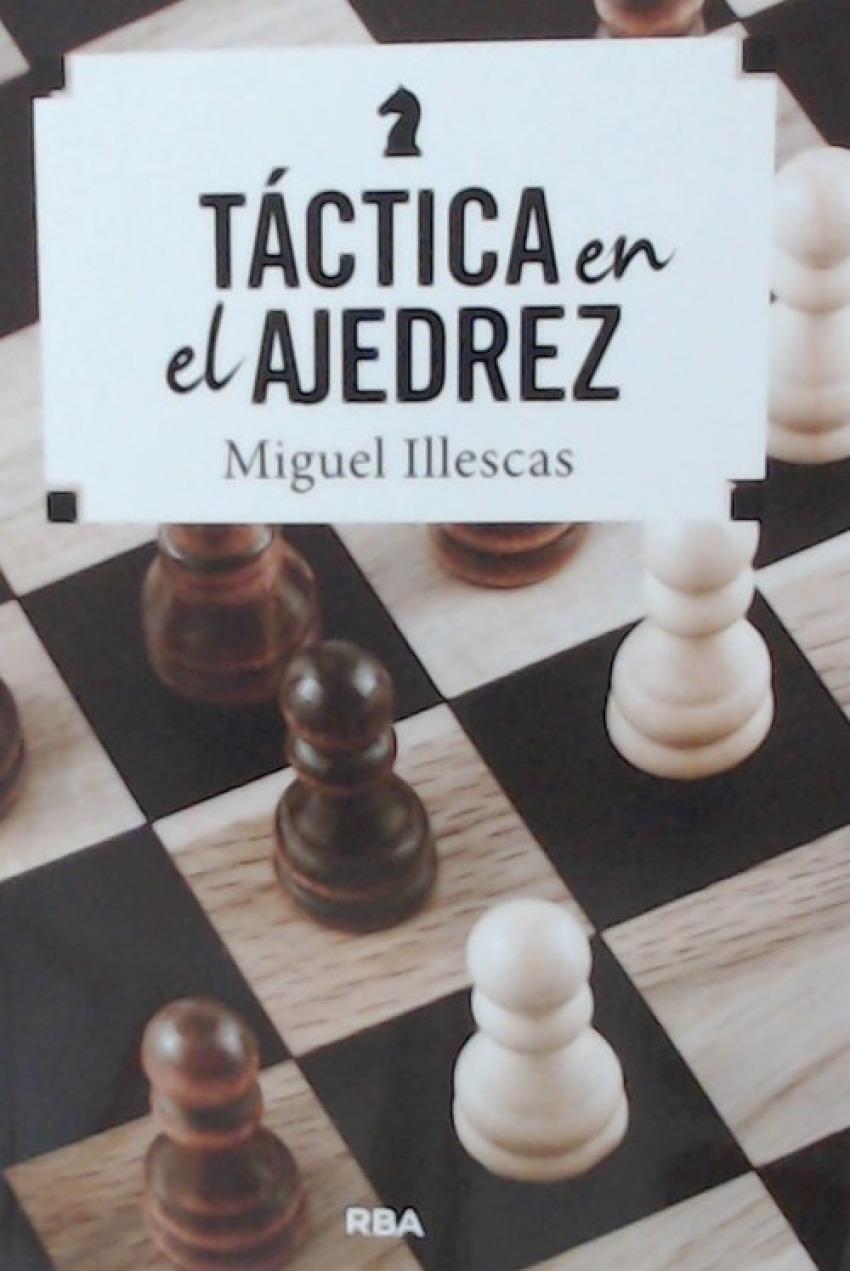 TÁCTICA EN EL AJEDREZ 9788490569795