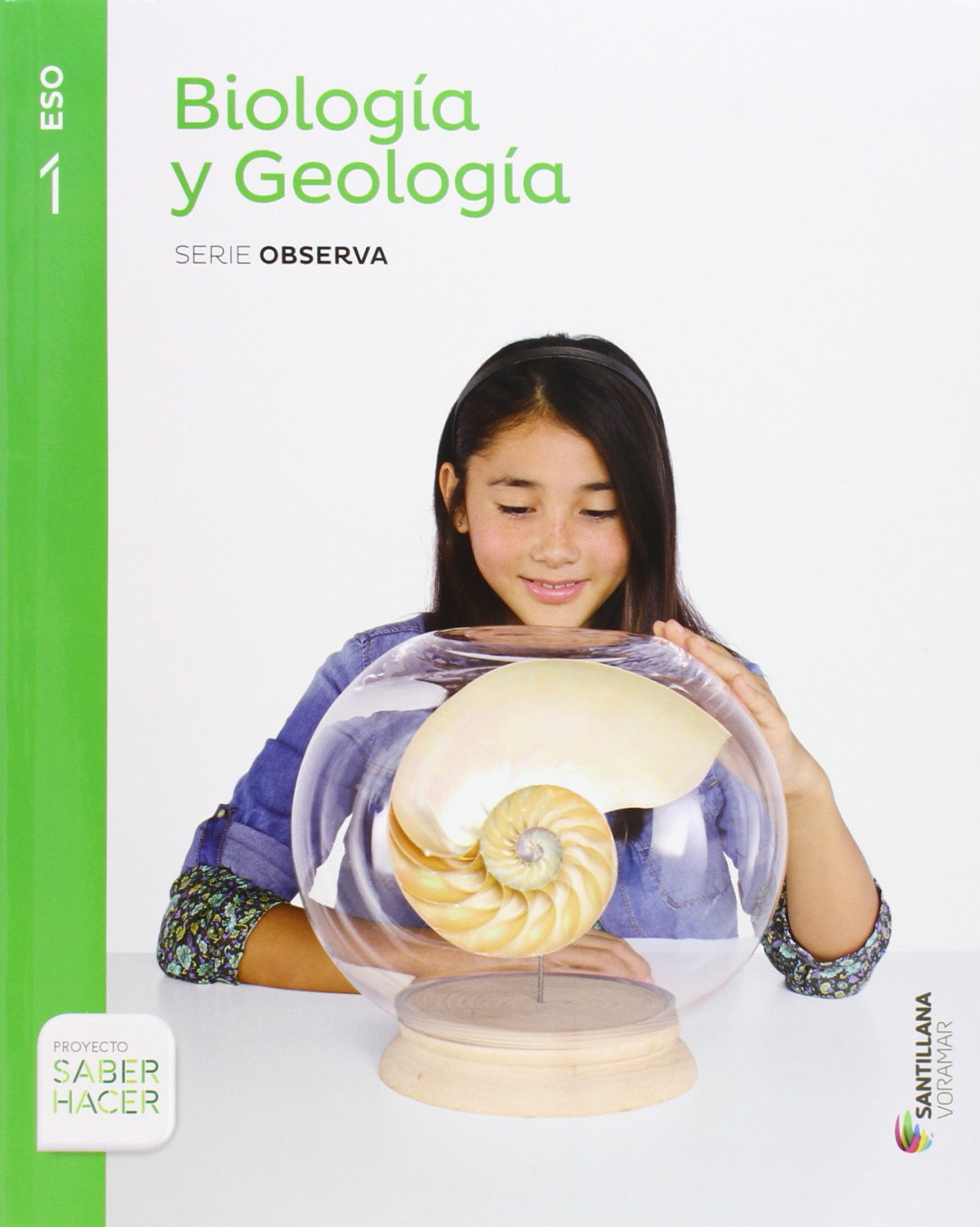 BIOLOGIA Y GEOLOGIA 1 SECUNDARIA CASTELLANO/VORAMAR 9788490583609