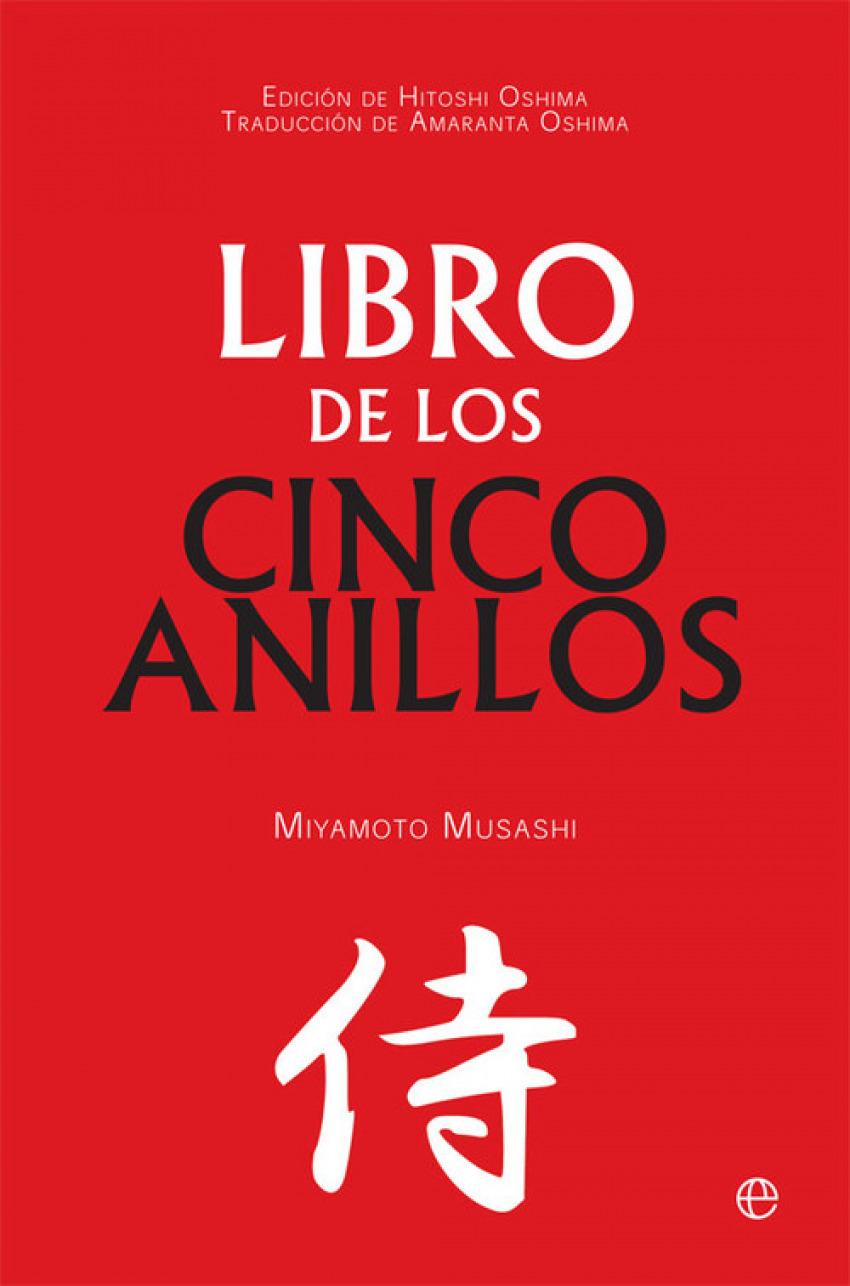 EL LIBRO DE LOS CINCO ANILLOS 9788490602362