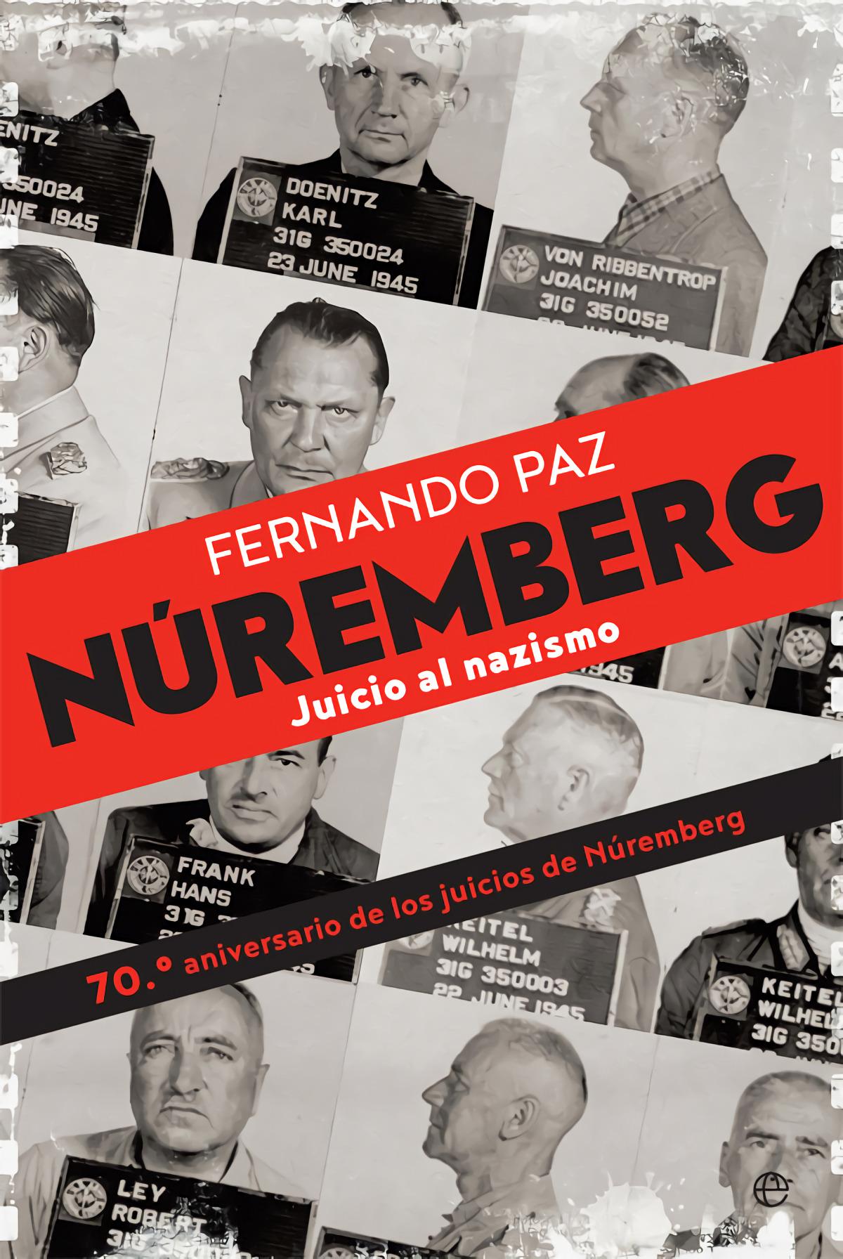 NUREMBERG JUICIO AL NAZISMO 9788490608104