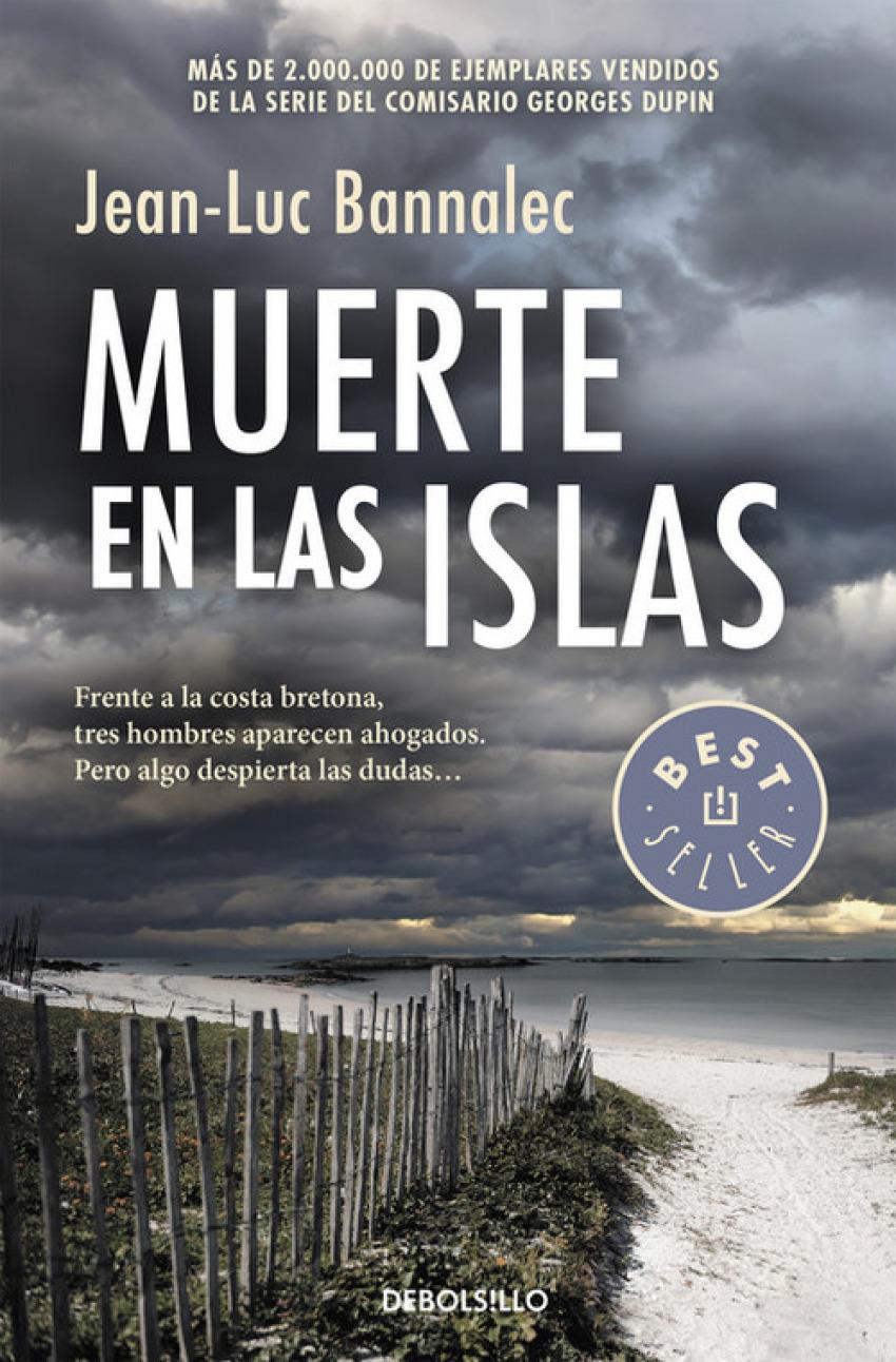 Muerte en las islas 9788490626665