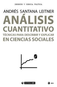 ANÁLISIS CUANTITATIVO 9788490644003