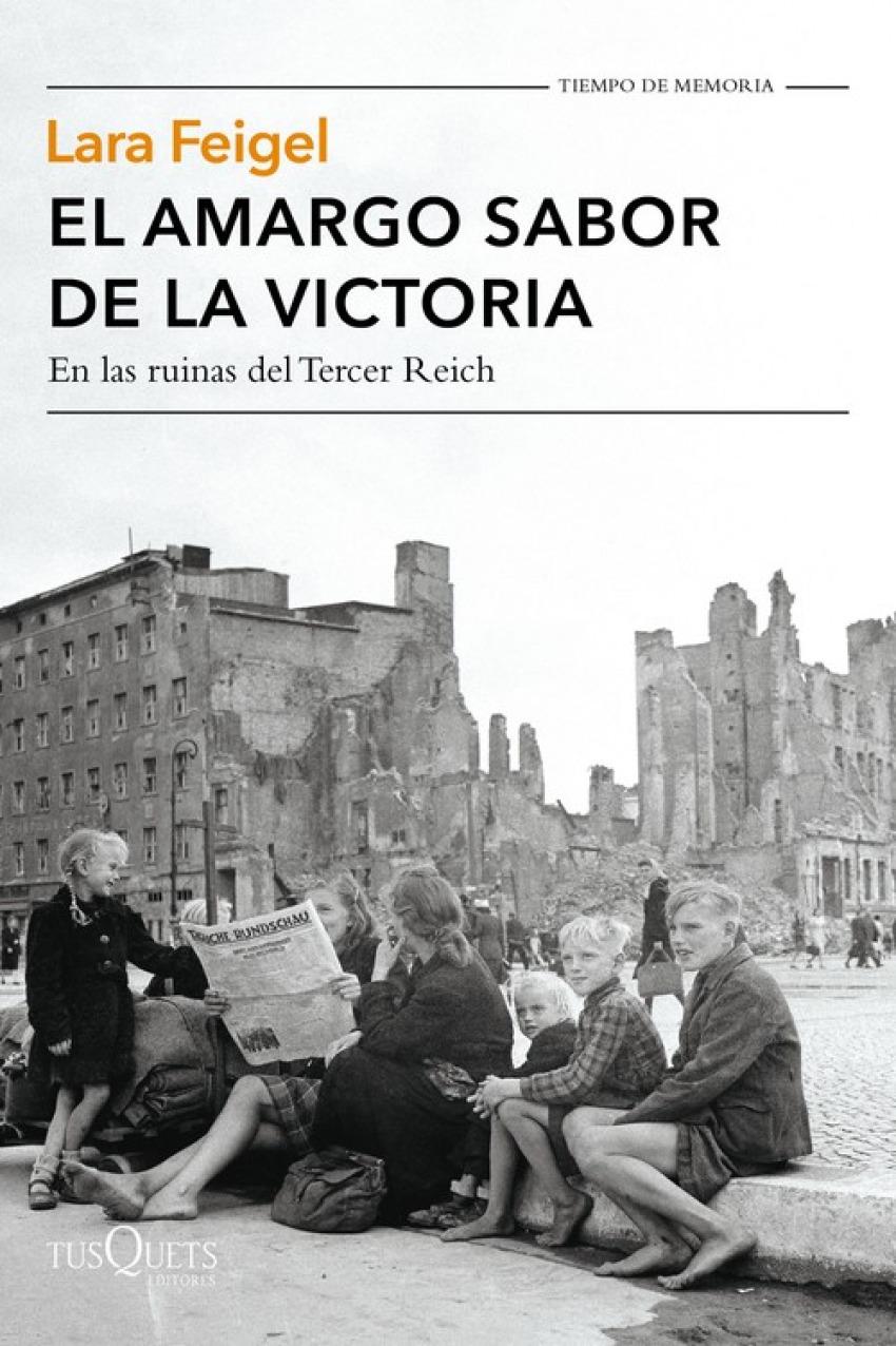 EL AMARGO SABOR DE LA VICTORIA 9788490663387