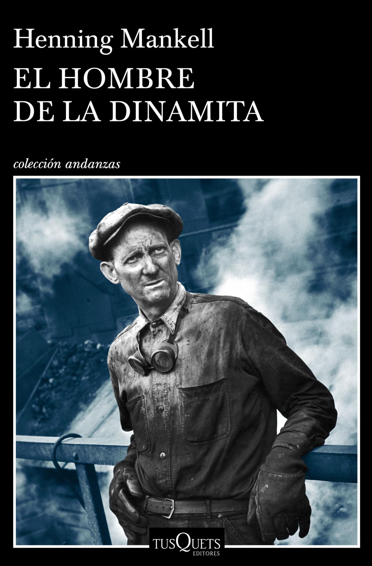 EL HOMBRE DE LA DINAMITA 9788490665725