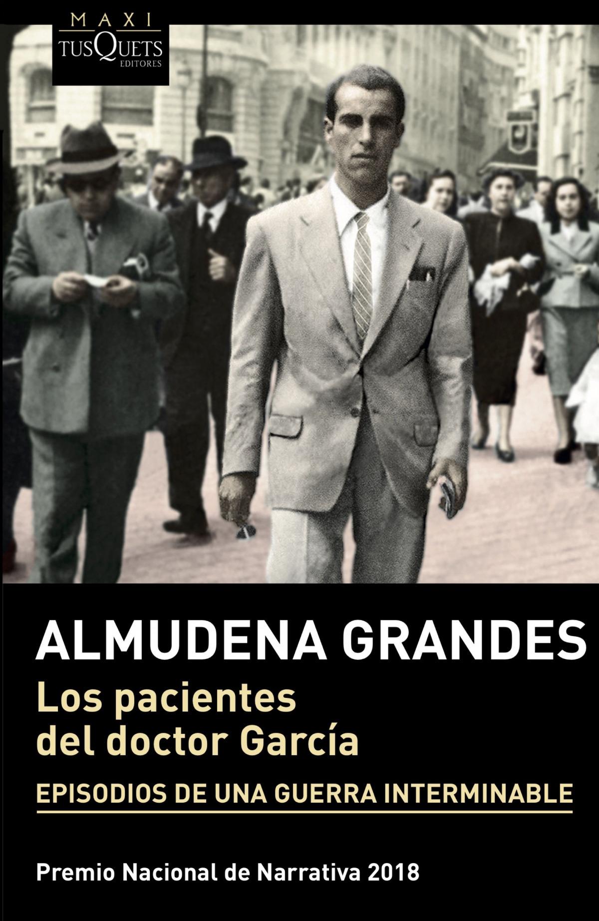 LOS PACIENTES DEL DOCTOR GARCÍA 9788490666890