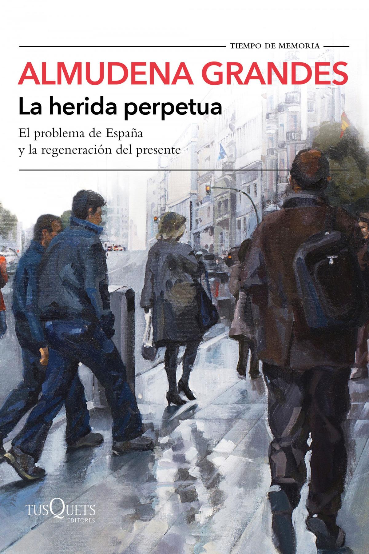 LA HERIDA PERPETUA 9788490666944