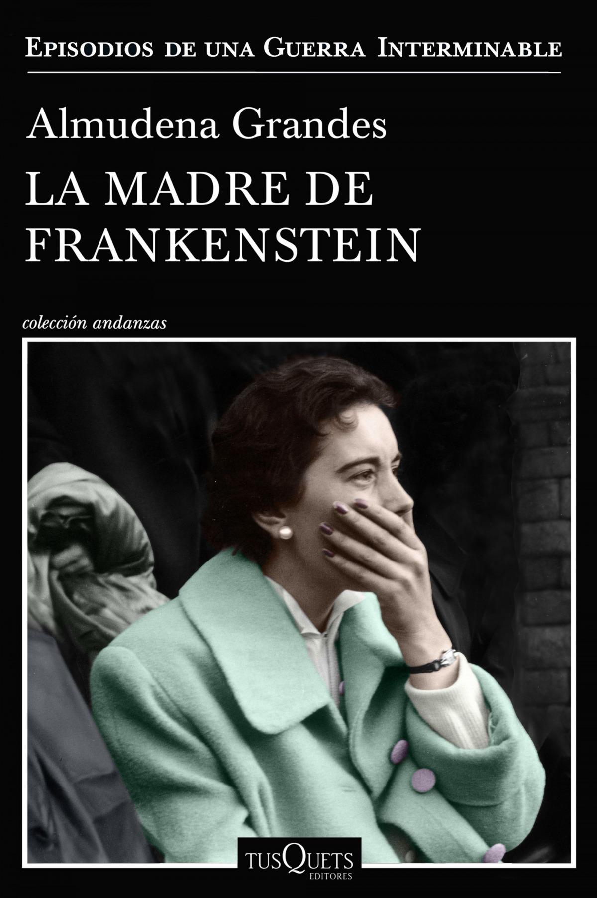 La madre de Frankenstein 9788490667804
