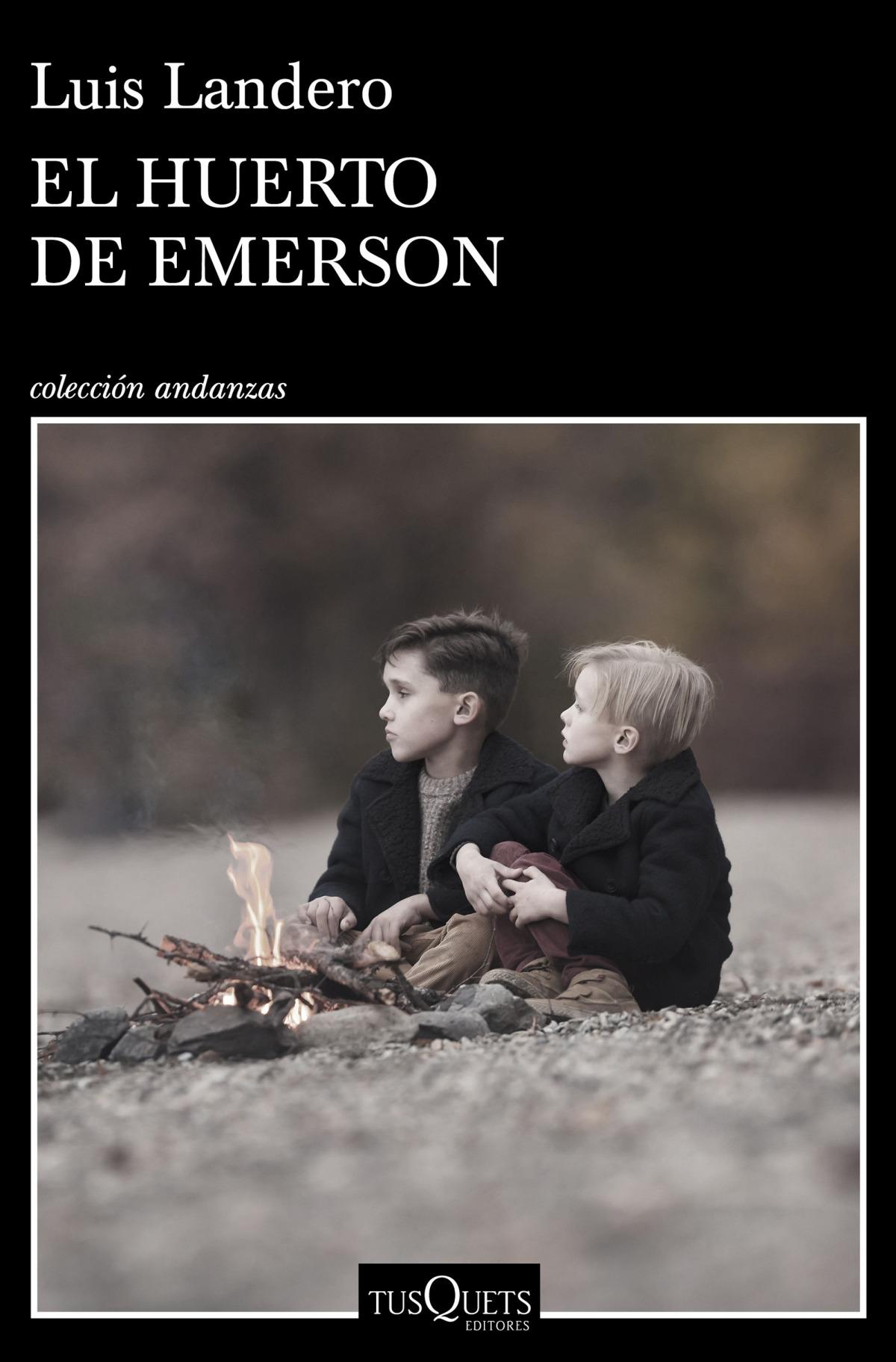El huerto de Emerson 9788490668481