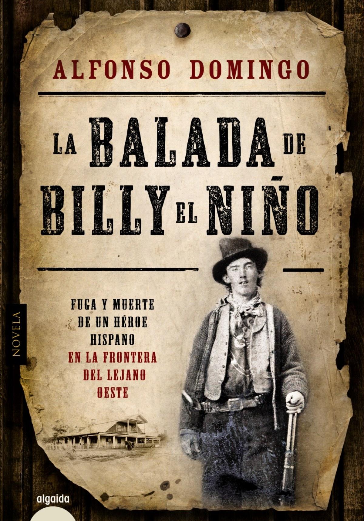 La balada de Billy el niño 9788490671023
