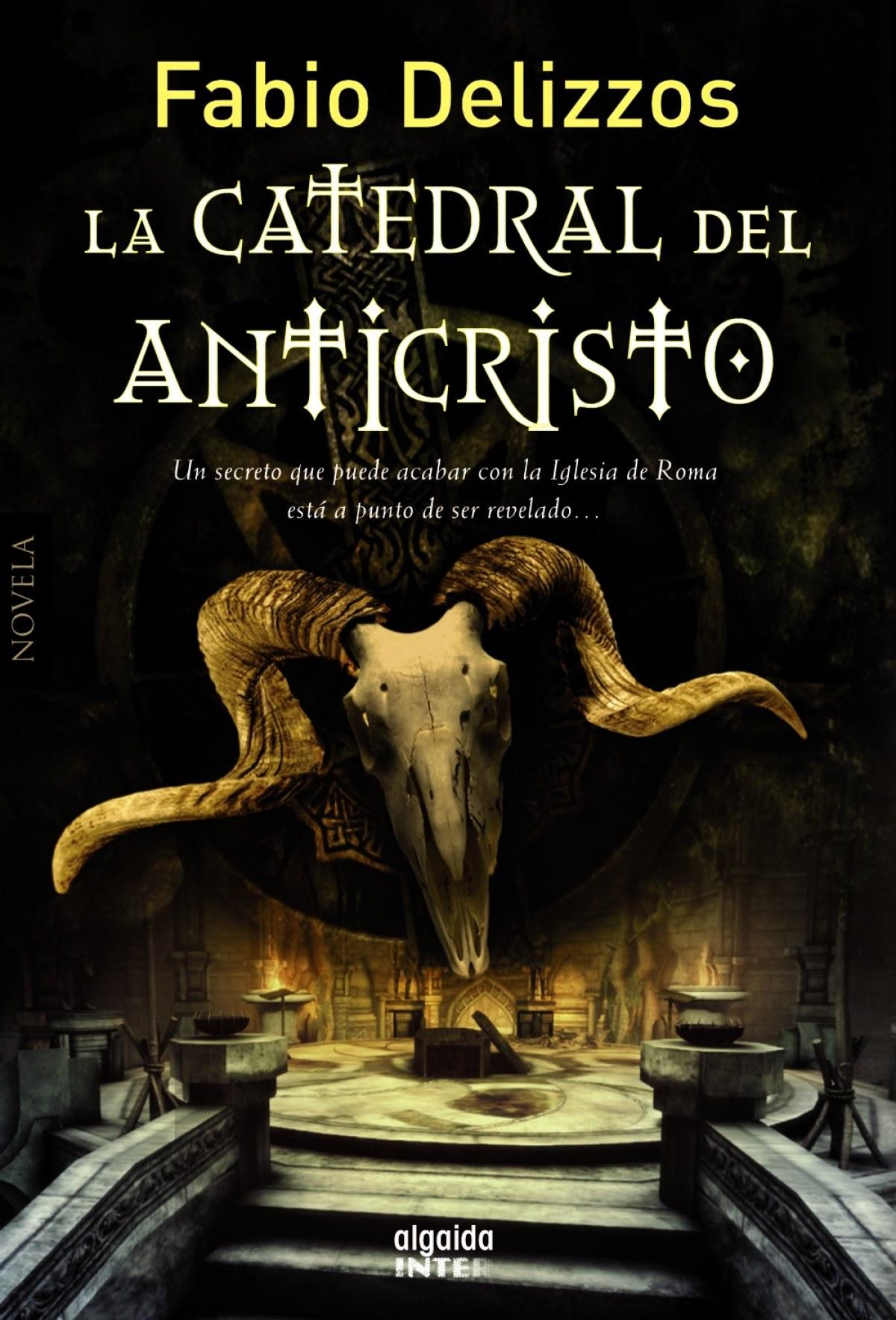 La catedral del anticristo 9788490671245