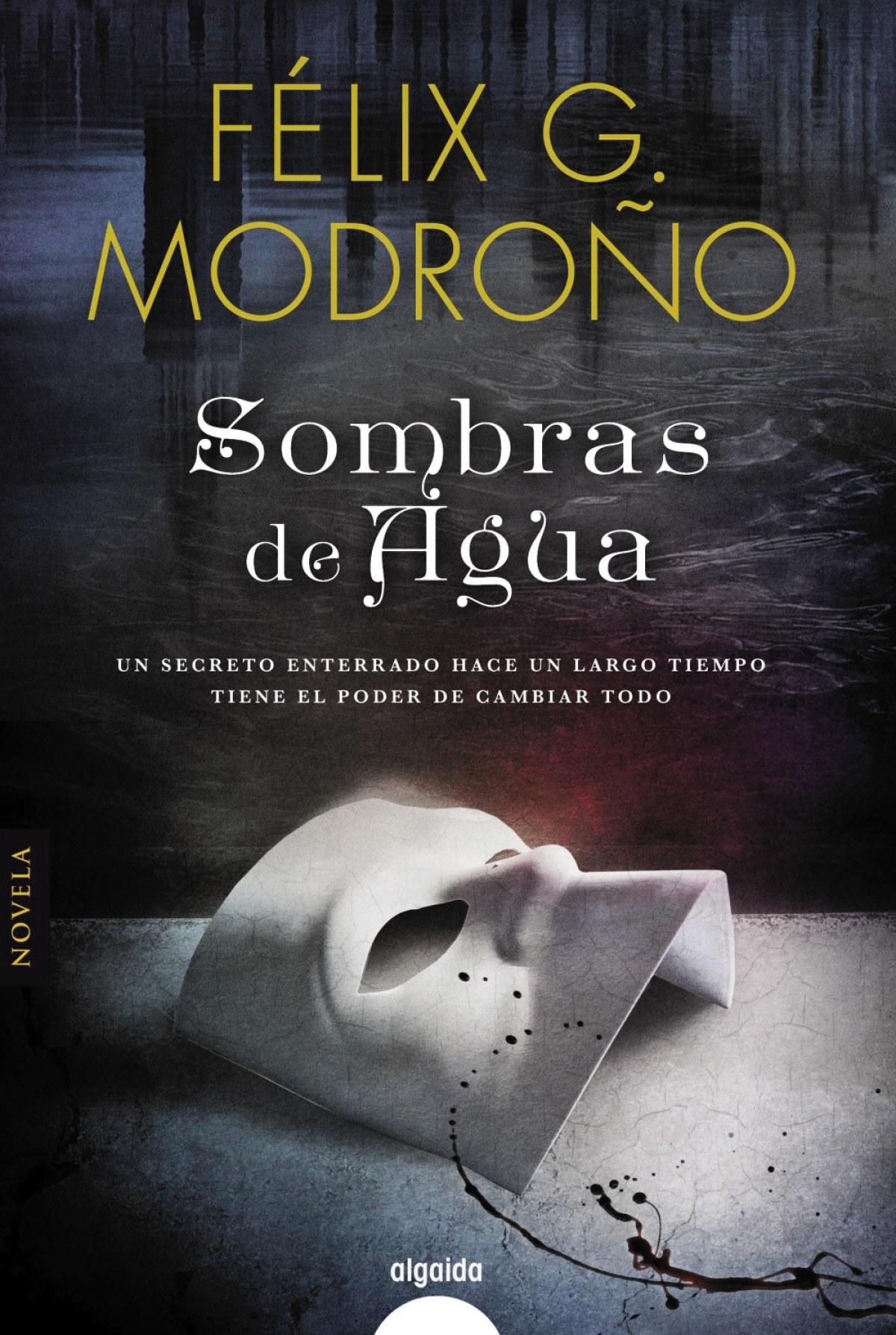 SOMBRAS DE AGUA 9788490676806