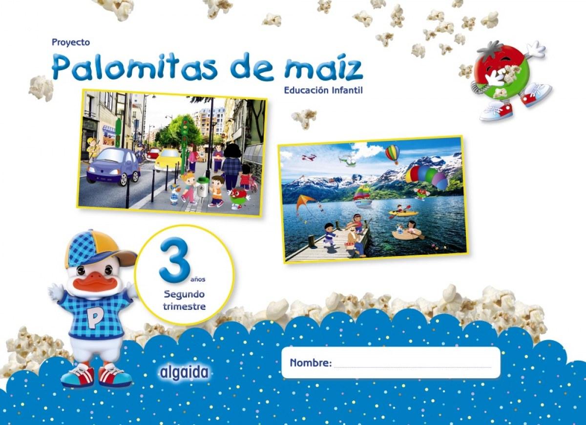 PROYECTO PALOMITAS DE MAIZ 3 AñOS 2o.TRIMESTRE 9788490678664