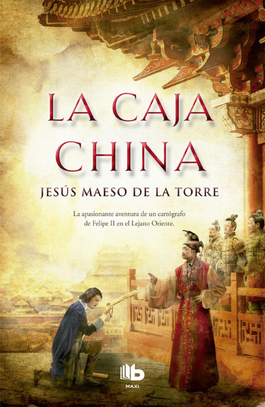 LA CAJA CHINA 9788490704080