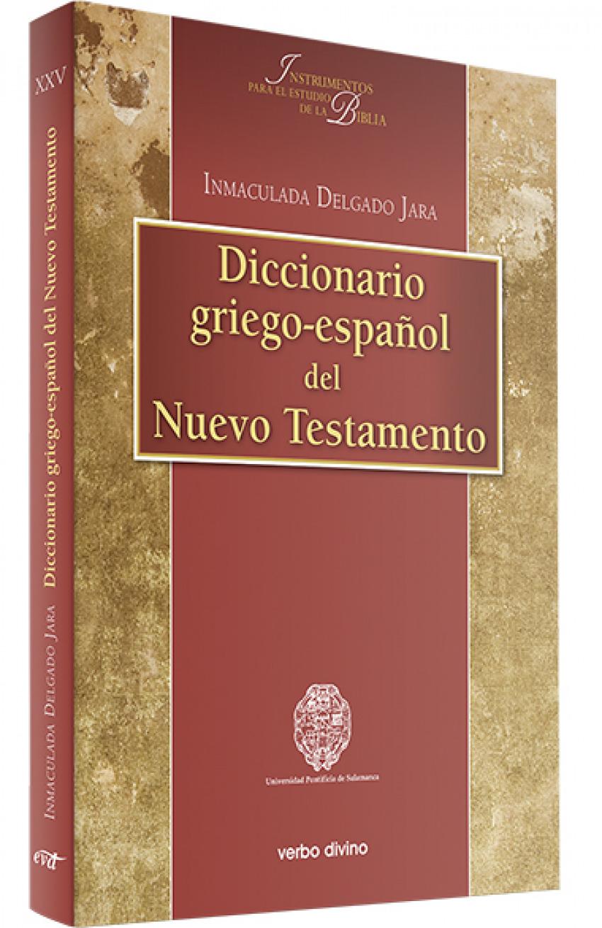 Diccionarioi Griego-Español del nuevo testamento 9788490730492