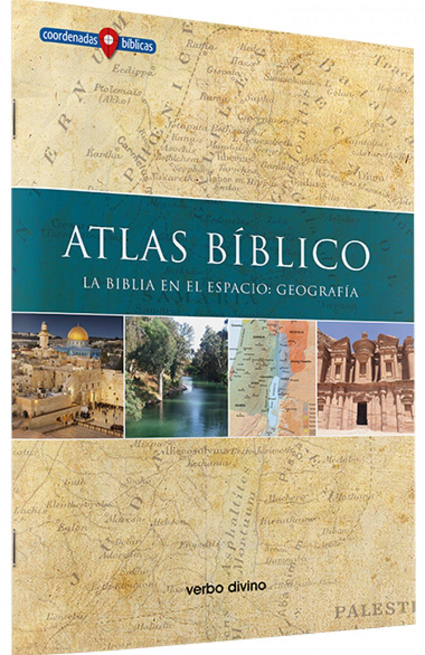 ATLAS BÍBLICO 9788490733356
