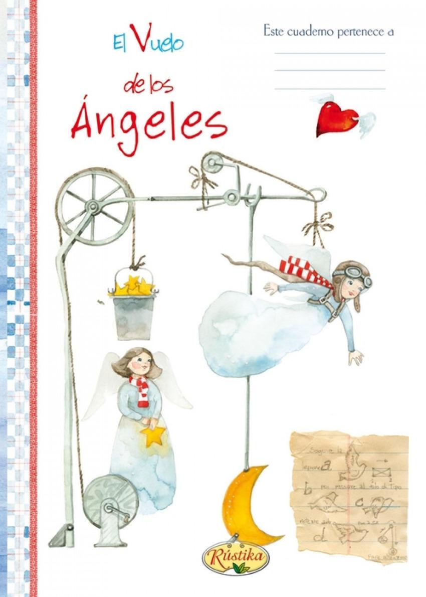 El vuelo de los ángeles 9788490870198