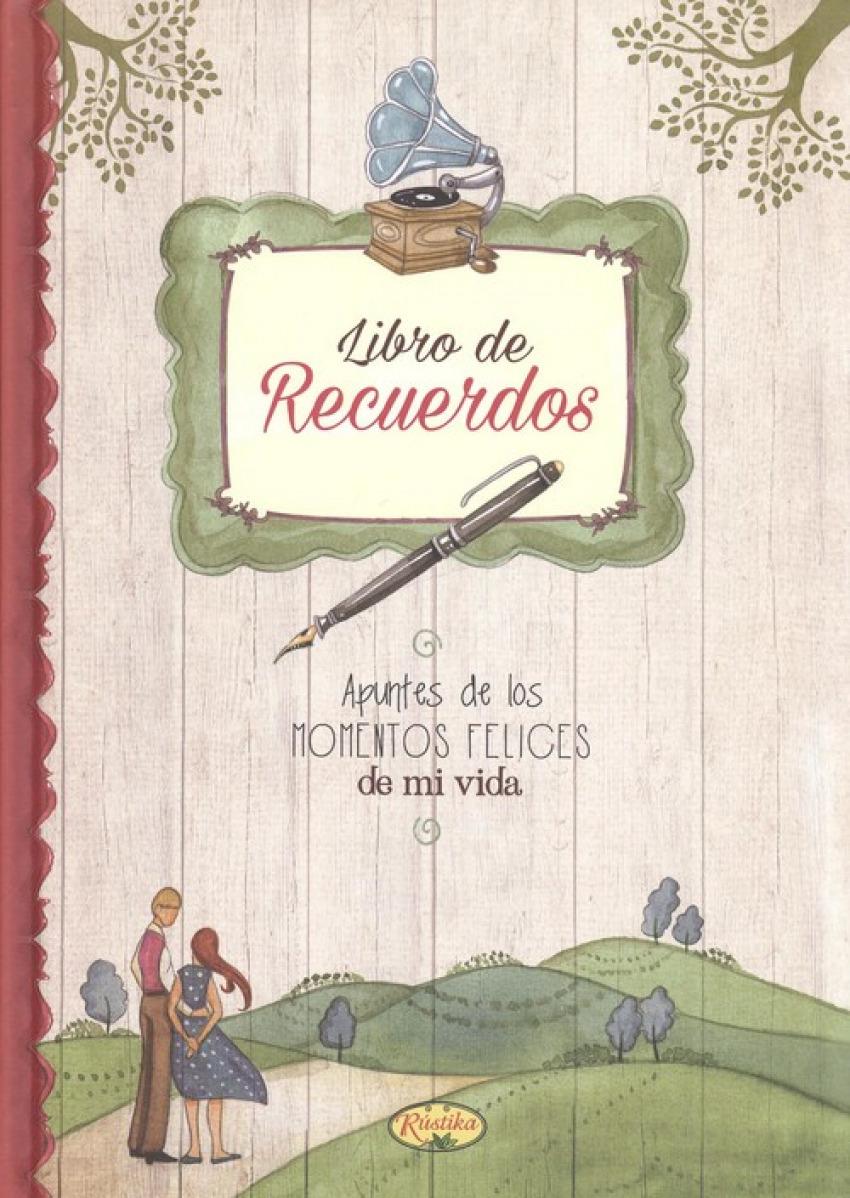 LIBRO DE RECUERDOS 9788490870365