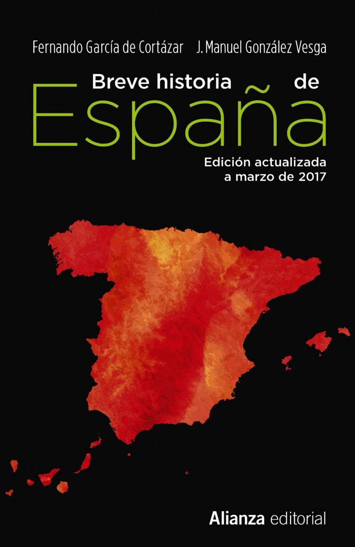 BREVE HISTORIA DE ESPAñA (2017) 9788491047568
