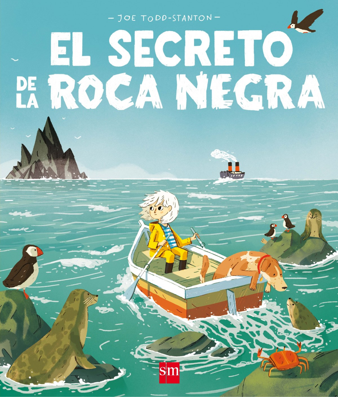 EL SECRETO DE LA ROCA NEGRA 9788491072621