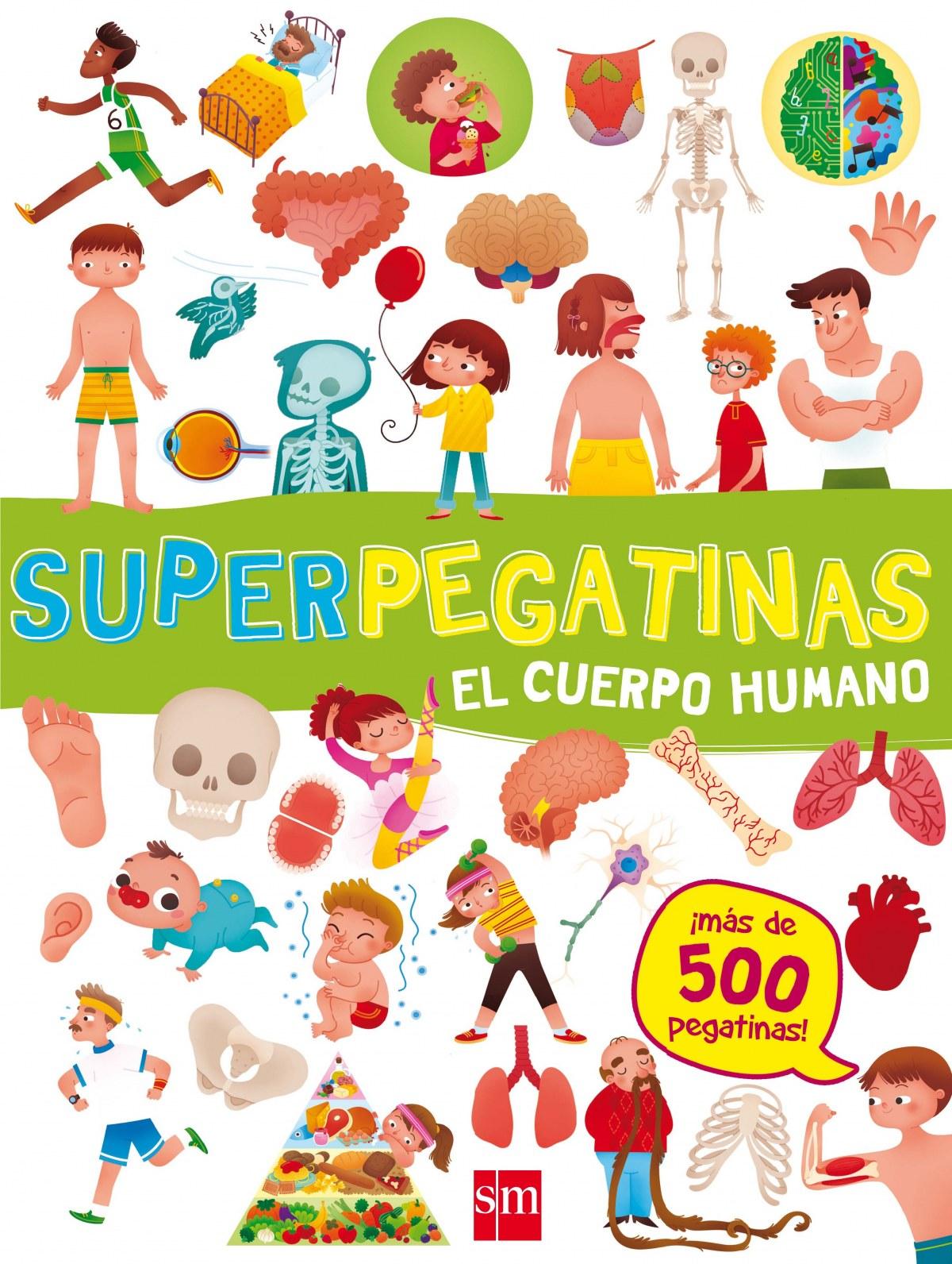 EL CUERPO HUMANO 9788491073093