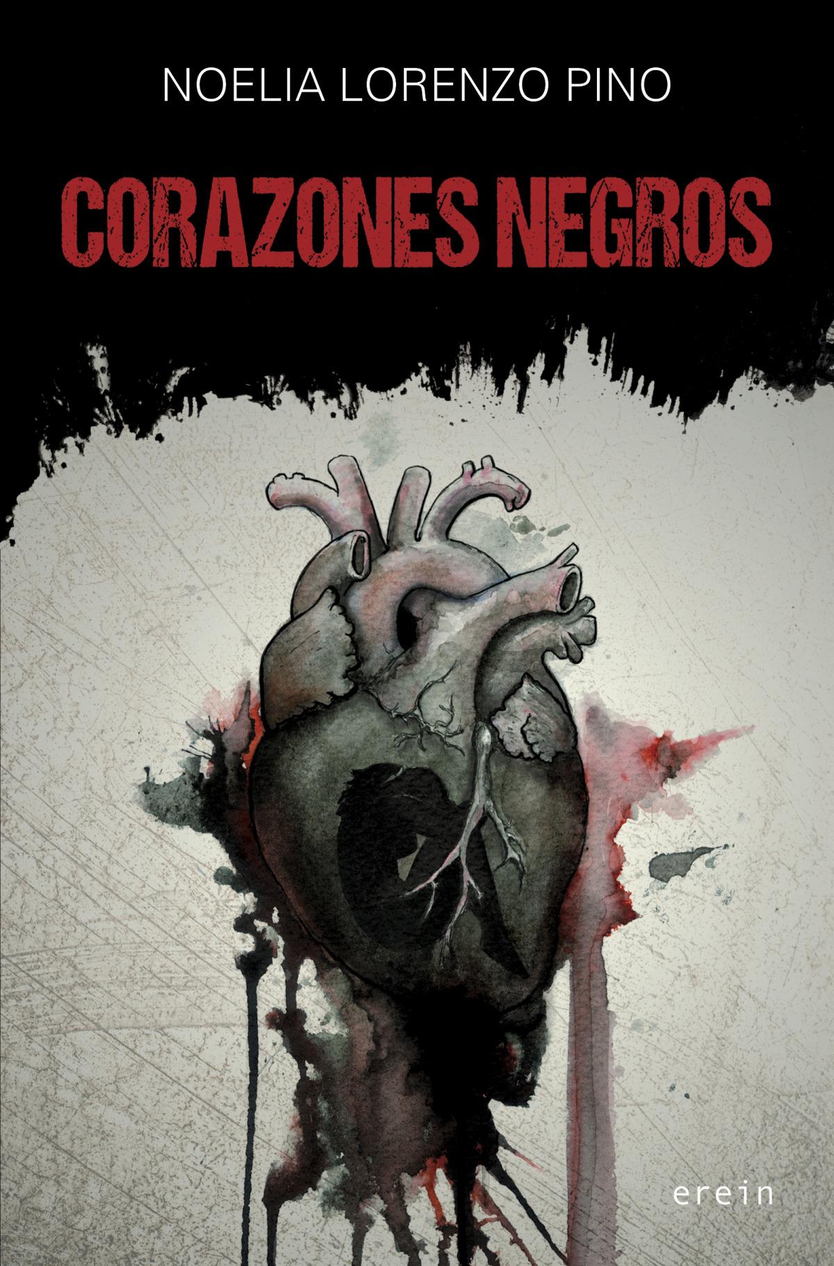 CORAZONES NEGROS 9788491092667