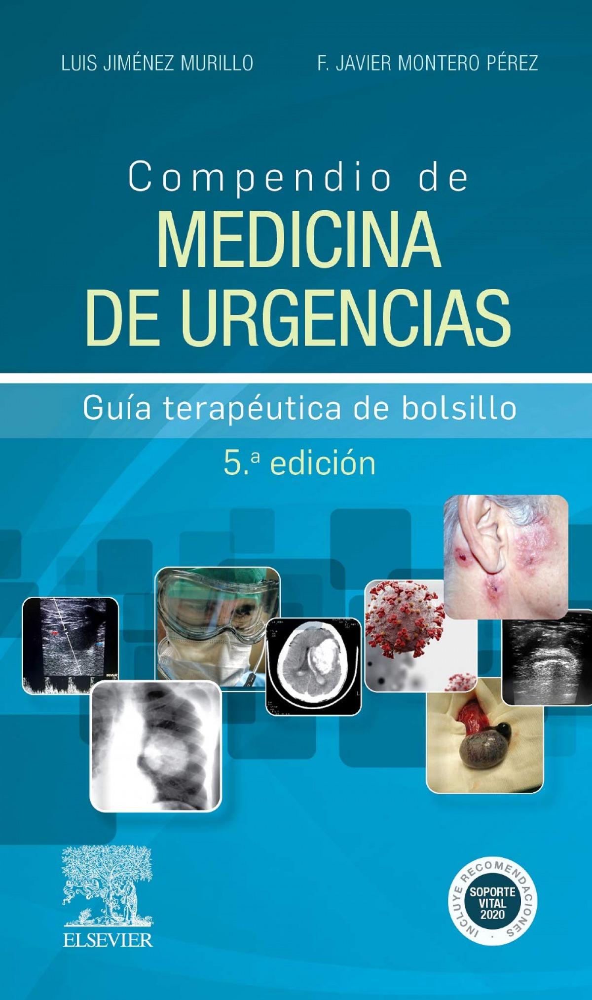 COMPENDIO DE MEDICINA DE URGENCIAS 9788491134954