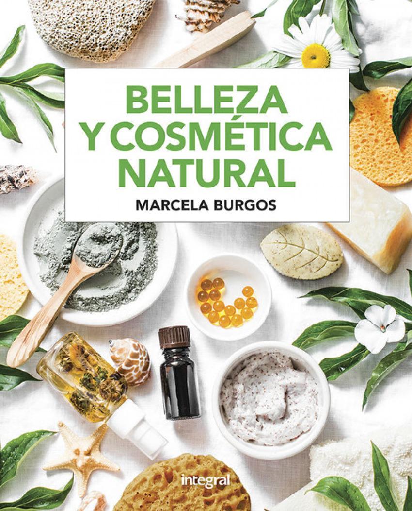 BELLEZA Y COSMÉTICA NATURAL 9788491181682