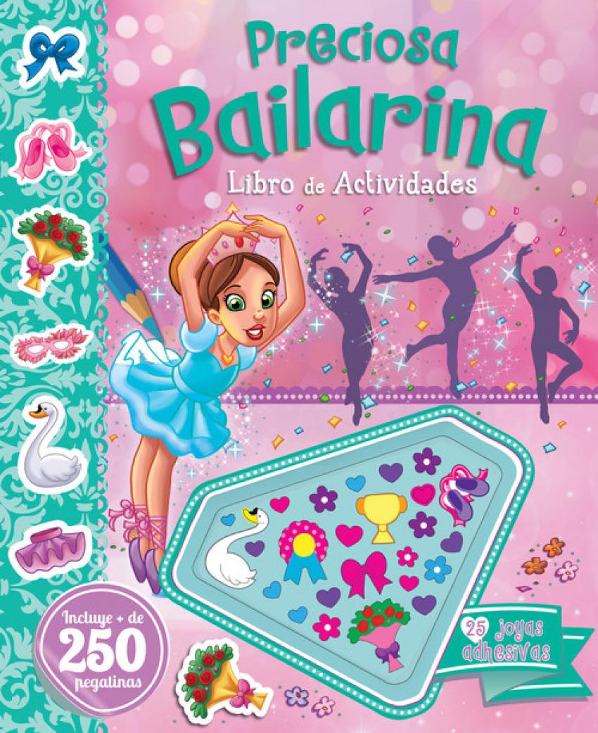 PRECIOSA BAILARINA 9788491201670