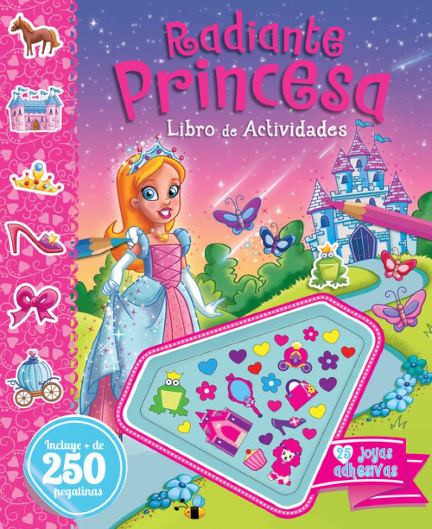 RADIANTE PRINCESA 9788491201694