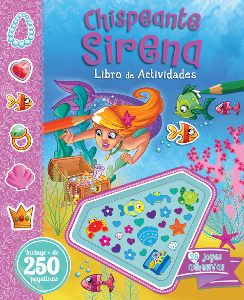 CHISPEANTE SIRENA 9788491201700