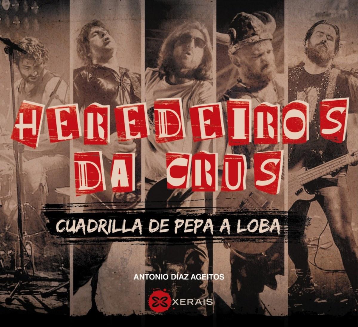 HEREDEIROS DA CRUS 9788491214304