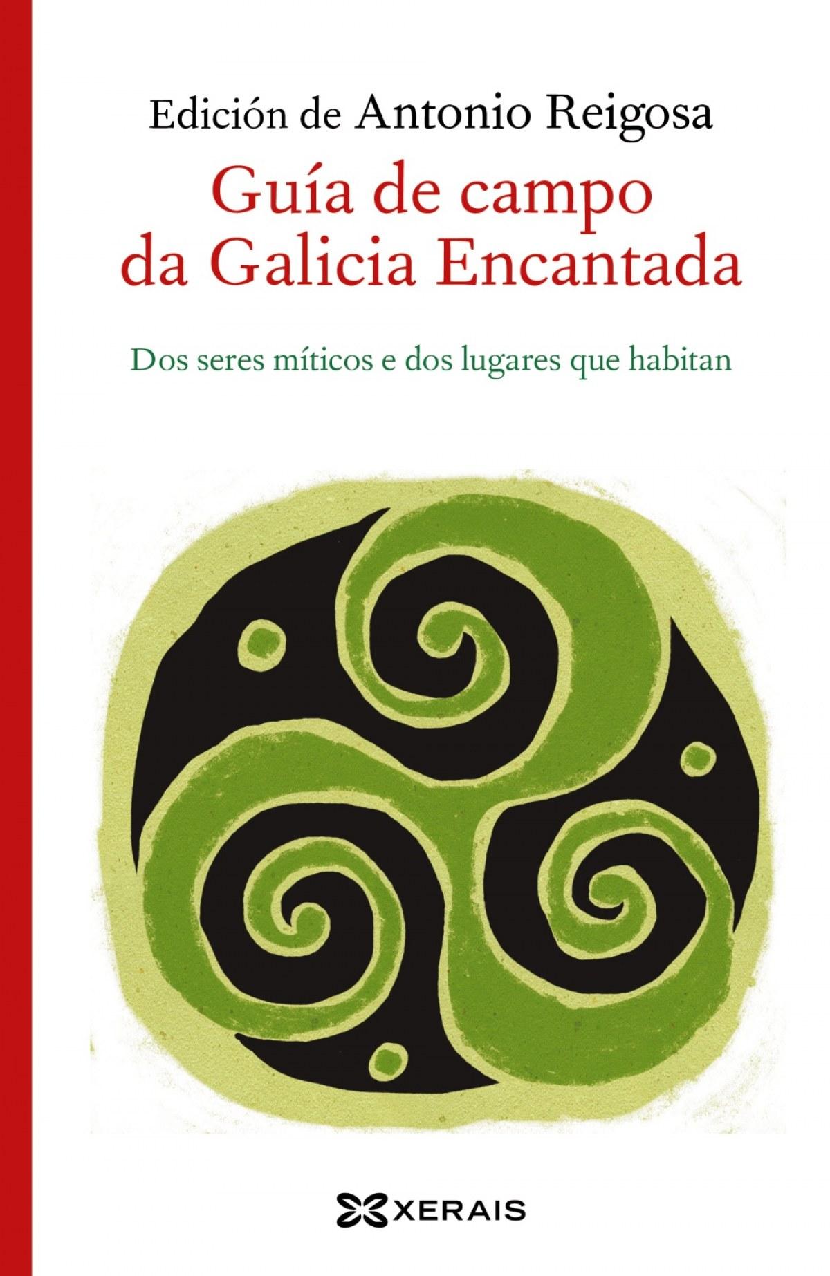 Gu¡a de campo da Galicia Encantada 9788491216469