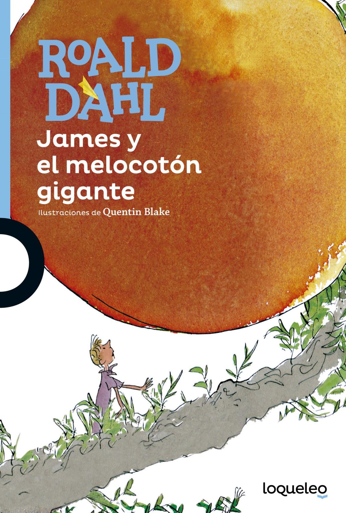 James y el melocotón gigante 9788491221296