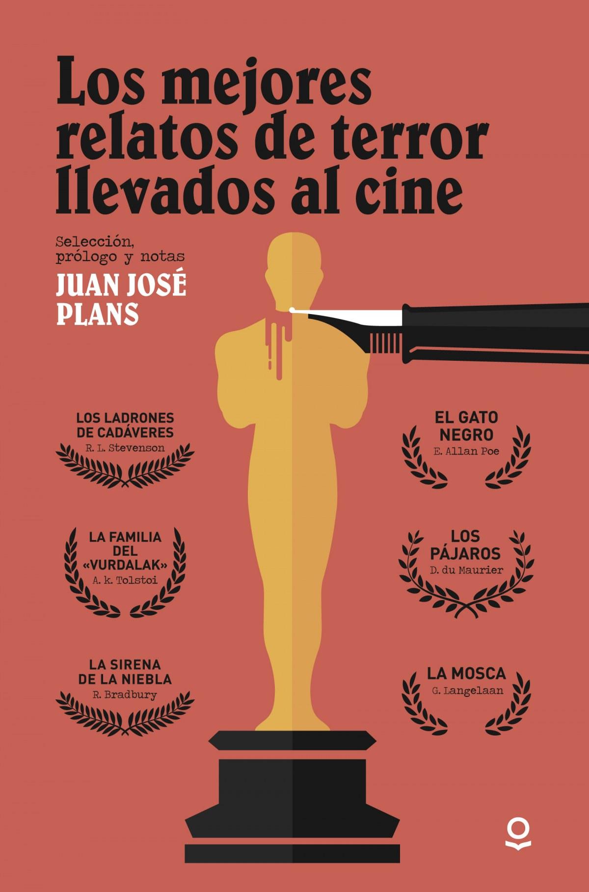 LOS MEJORES RELATOS DE TERROR LLEVADOS AL CINE 9788491221814