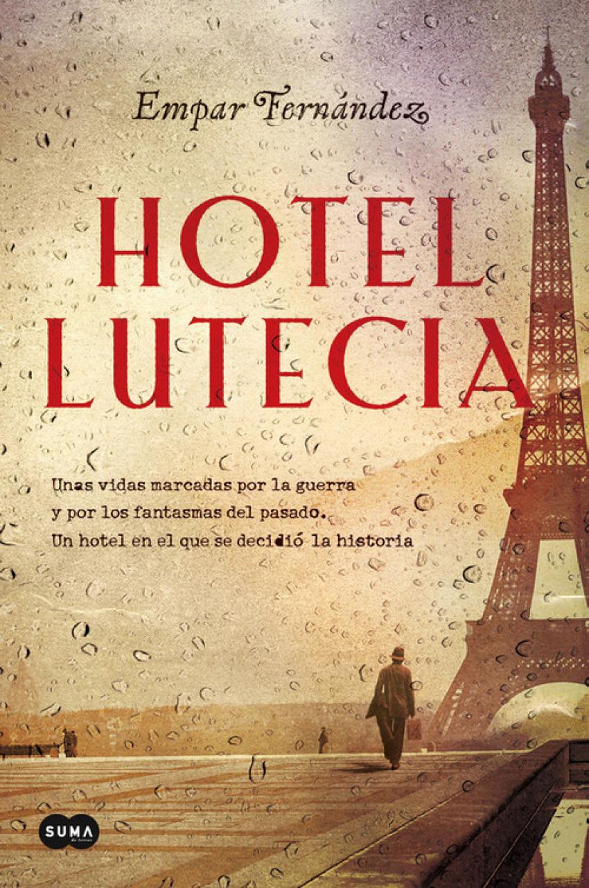 HOTEL LUTECIA 9788491291718