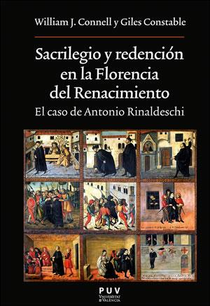 SACRILEGIO Y REDENCIÓN EN FLORENCIA DEL RENACIMIENTO 9788491343615