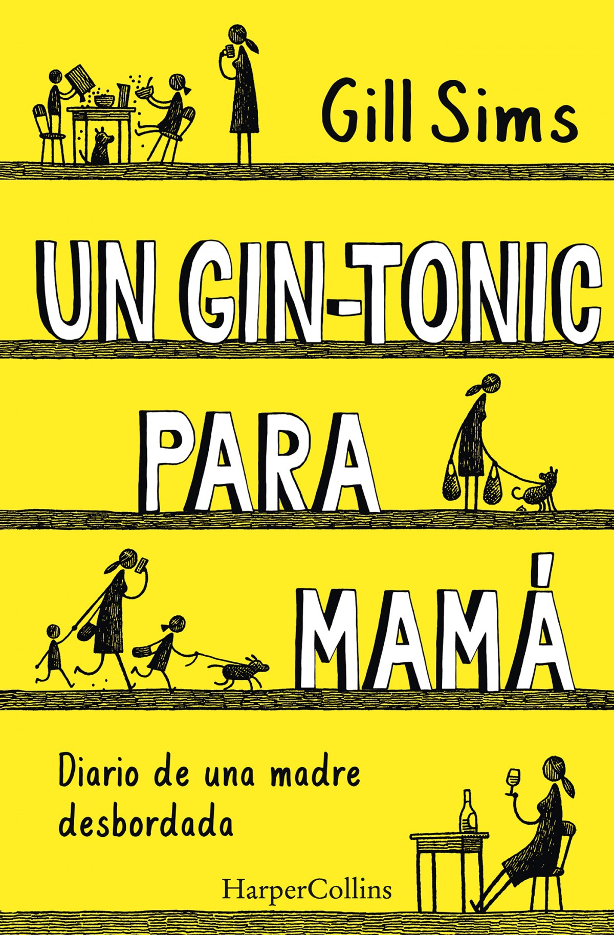 UN GIN-TONIC PARA MAMÁ 9788491393498