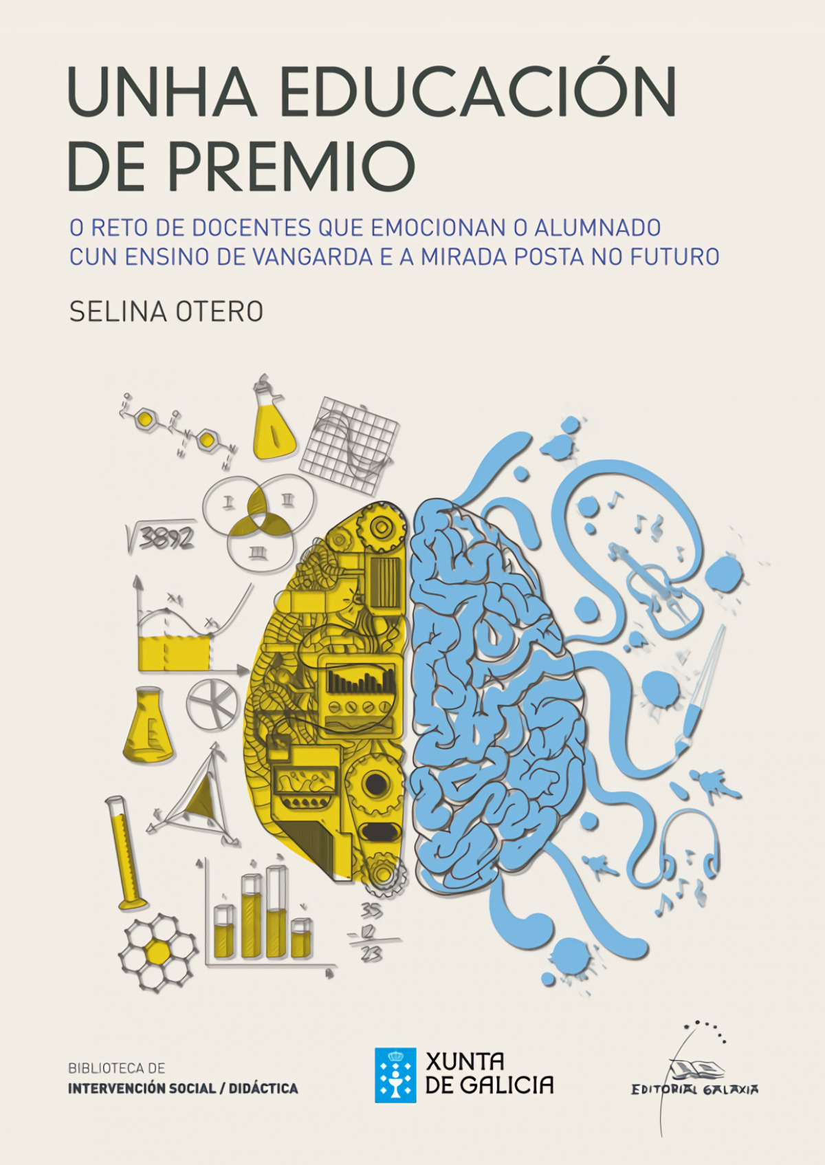 UNHA EDUCACIÓN DE PREMIO 9788491511656