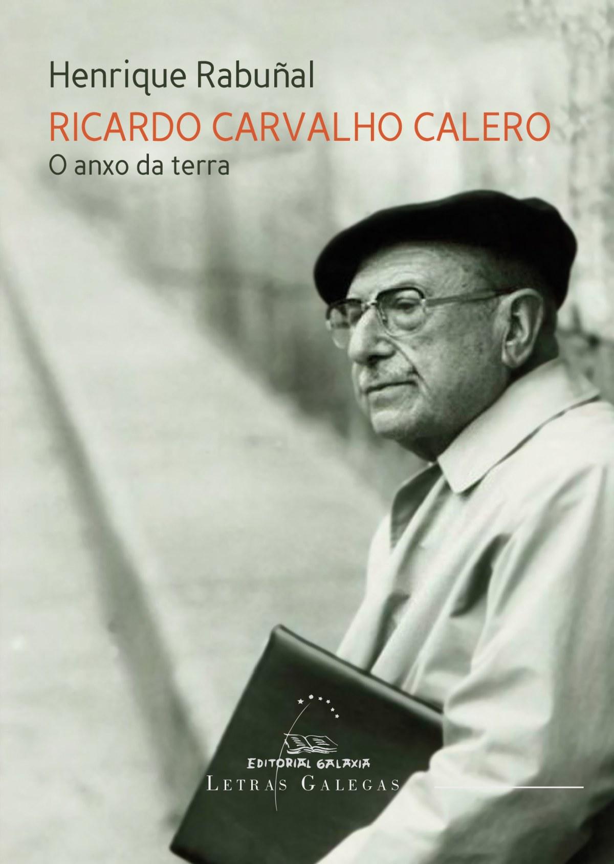 Ricardo Carvalho Calero. O anxo da terra 9788491514367