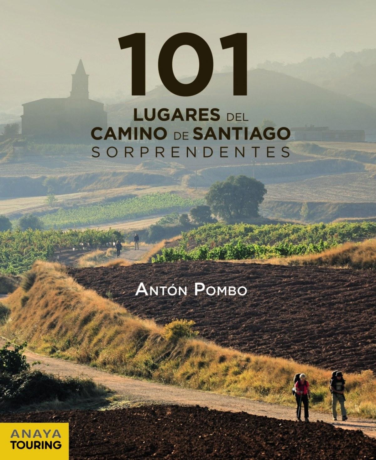 101 Lugares del Camino de Santiago sorprendentes 9788491583042