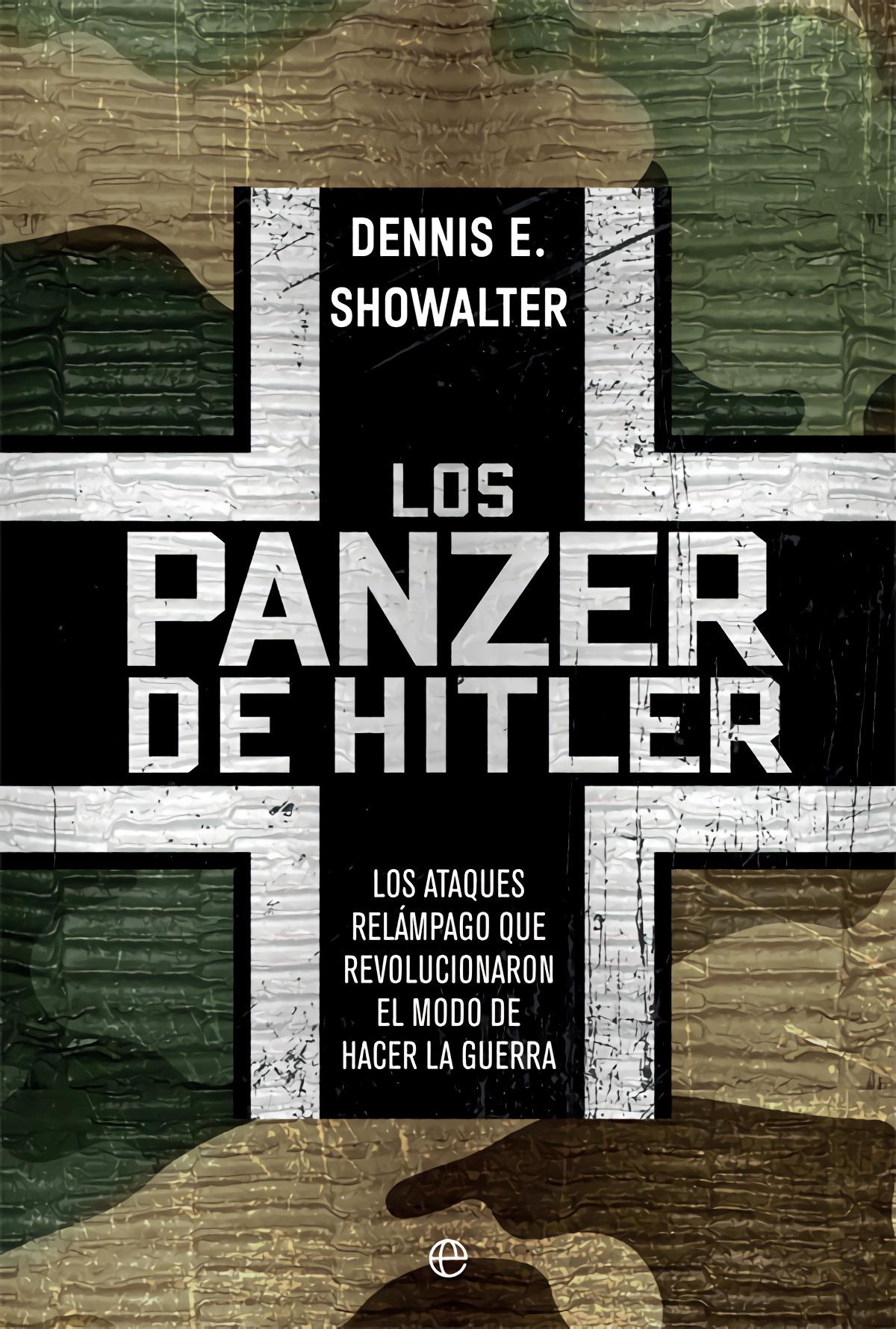 Los panzer de Hitler 9788491649380