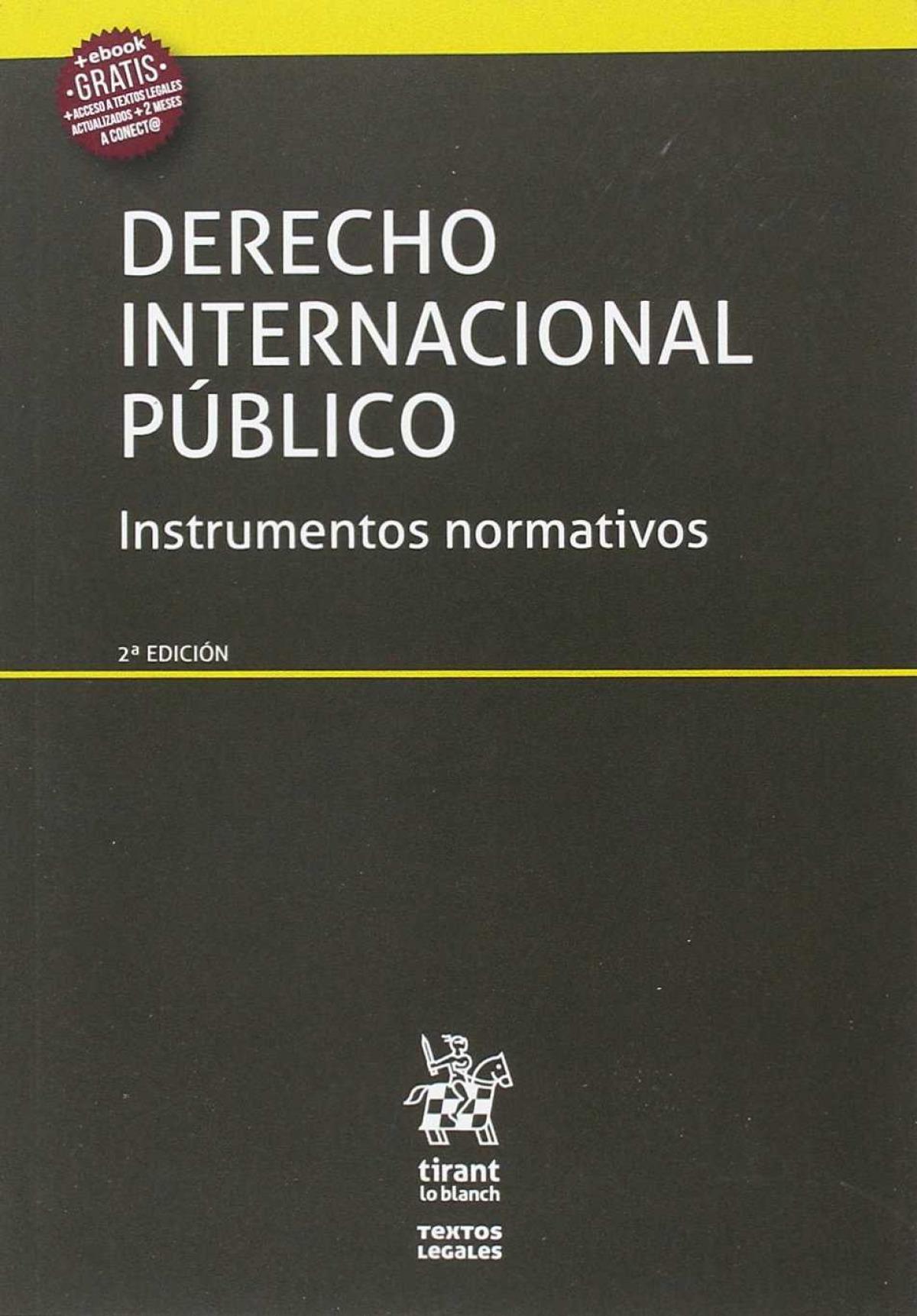 DERECHO INTERNACIONAL PÚBLICO 9788491692294