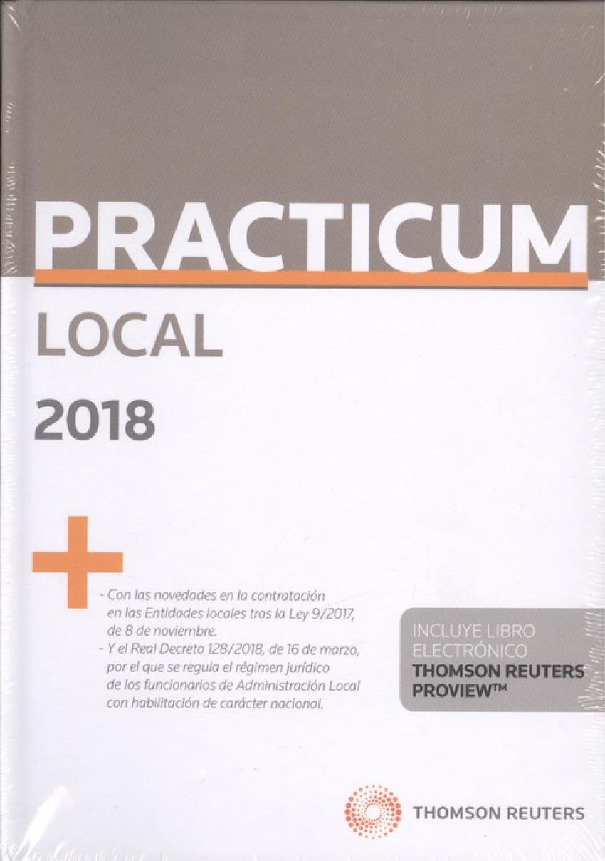 PRACTICUM LOCAL 2018 (DÚO) 9788491779919