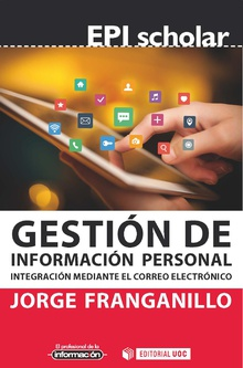 GESTIÓN DE INFORMACIÓN PERSONAL 9788491803003