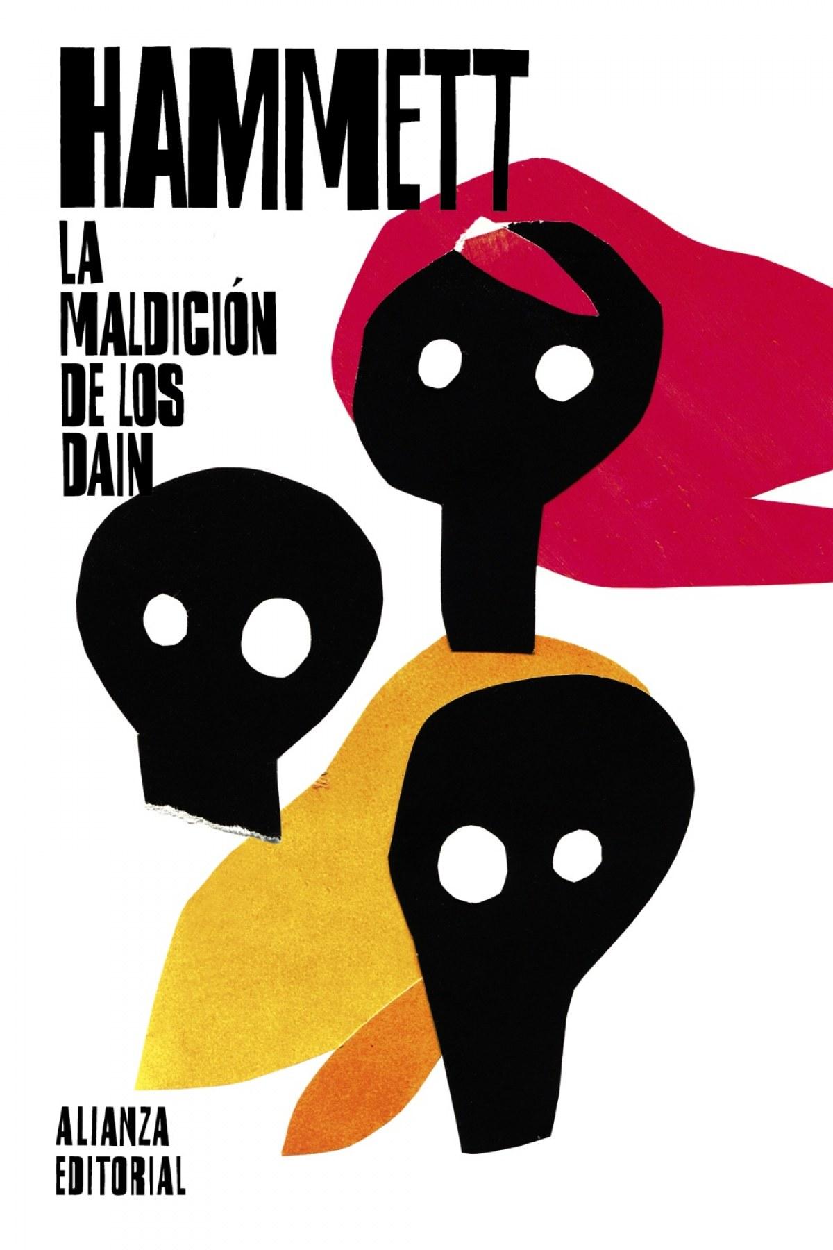 LA MALDICIÓN DE LOS DAIN 9788491811015