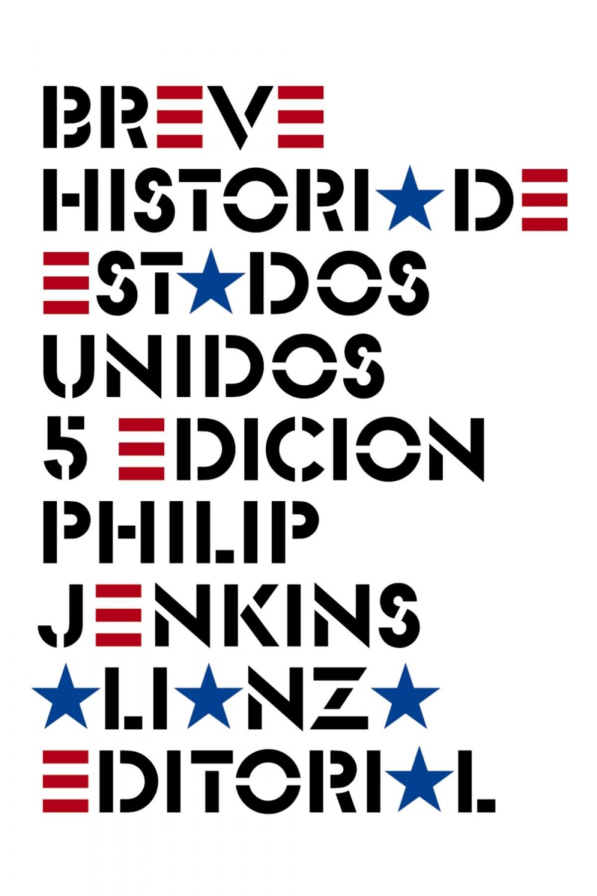BREVE HISTORIA DE ESTADOS UNIDOS 9788491813460