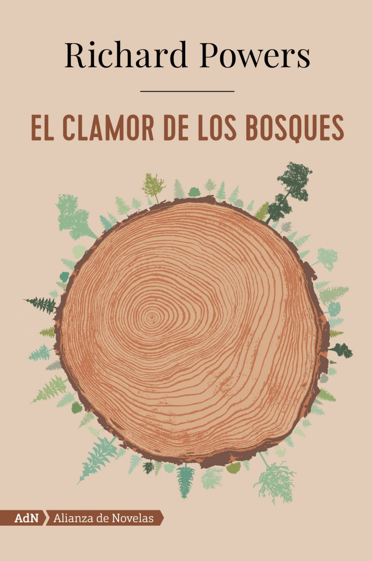 EL CLAMOR DE LOS BOSQUES 9788491814443